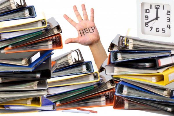 ストレス、ハードワーク、残業