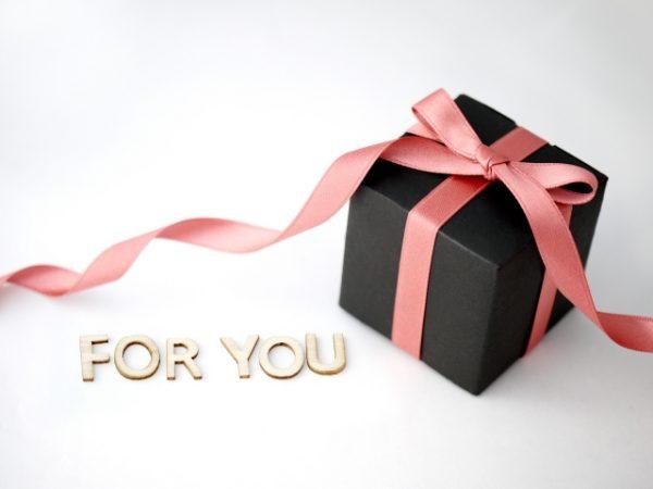 プレゼント、贈り物