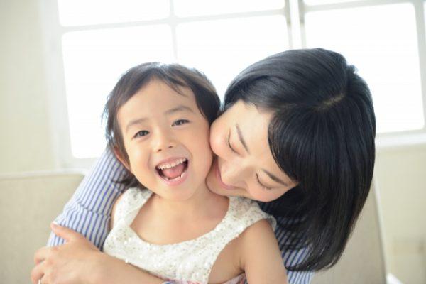 安心、子を守る、母親