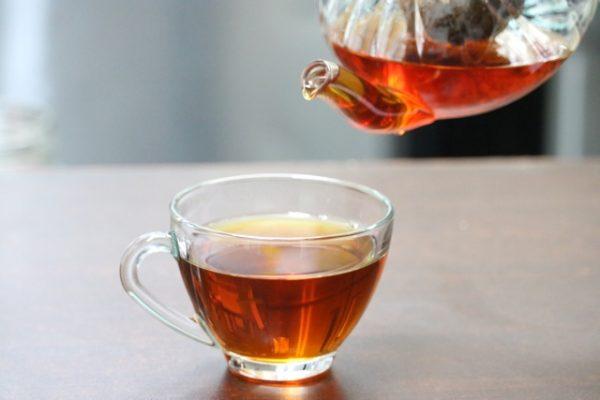 ホットティー、からだを温める、お茶タイム、ティータイム