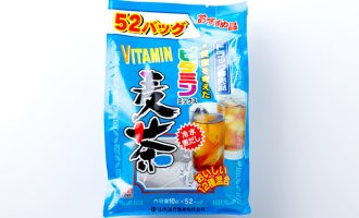 健康を考えたビタミンミックス麦茶