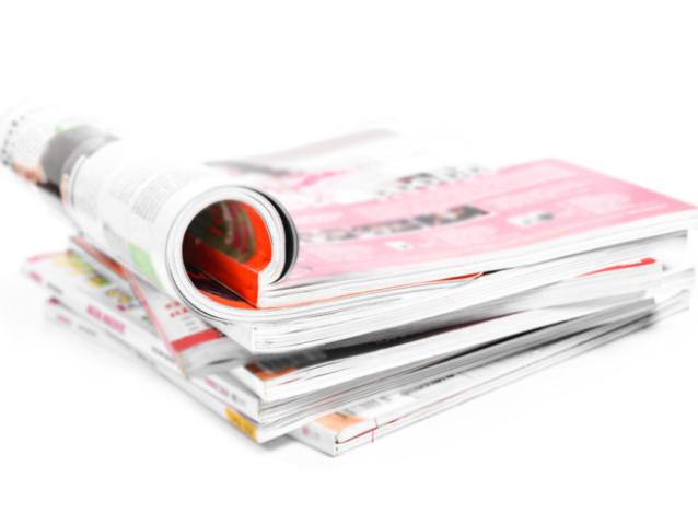 雑誌、マガジン、magagine、ファッション