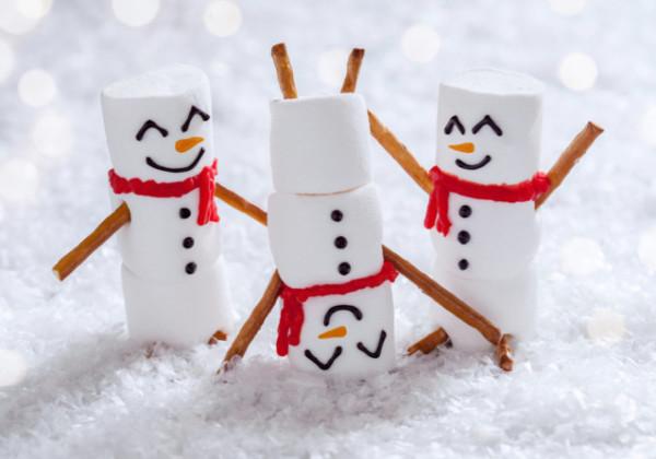 クリスマス、Christmas、ゆきだるま、雪だるま