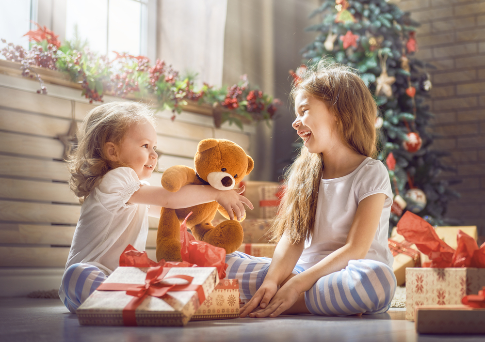 クリスマス、Christmas、クリスマスツリー、クリスマスプレゼント
