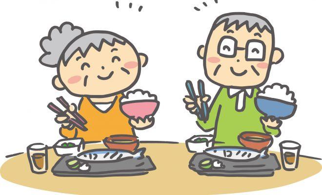 健康、食事が美味しい、食事が楽しい