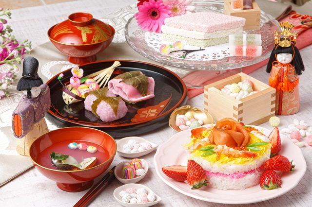 雛祭り、3日3日、雛人形、雛祭りレシピ