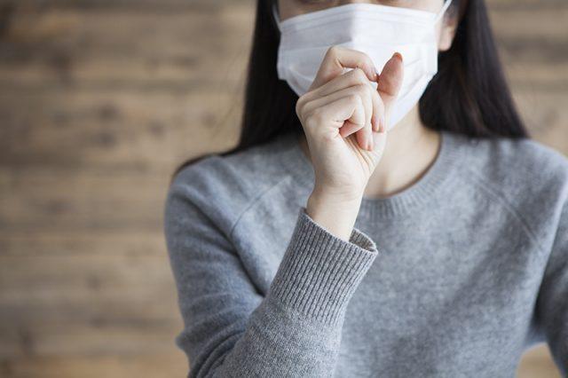 マスクの付け方、使い捨てマスク、マスクの種類、薬剤師