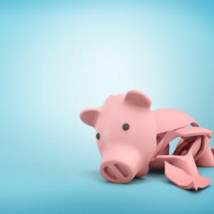 貯蓄、貯金箱、損、大損、節約、節約術、ブタの貯金箱
