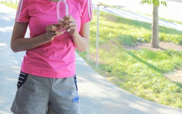 水分補給、脱水対策、熱中症対策、ランニング、水