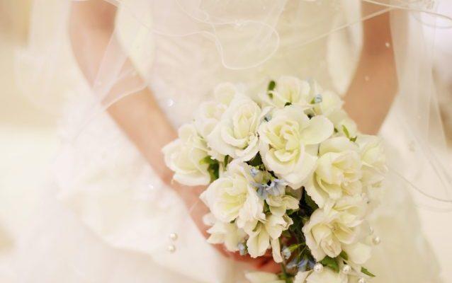 結婚式、新婦、ウェディング、ウェディングドレス、花嫁