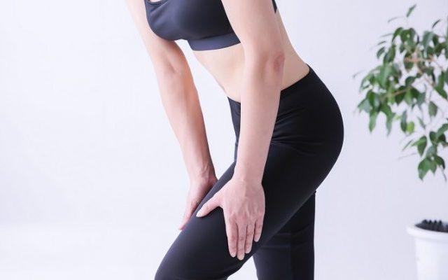 太もも痩せ、ストレッチ、ほっそり脚、簡単