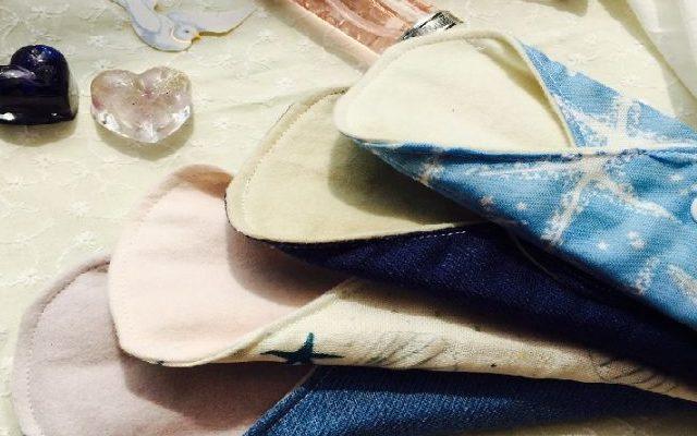 オーガニックコットン、自然素材、布、布ナプキン