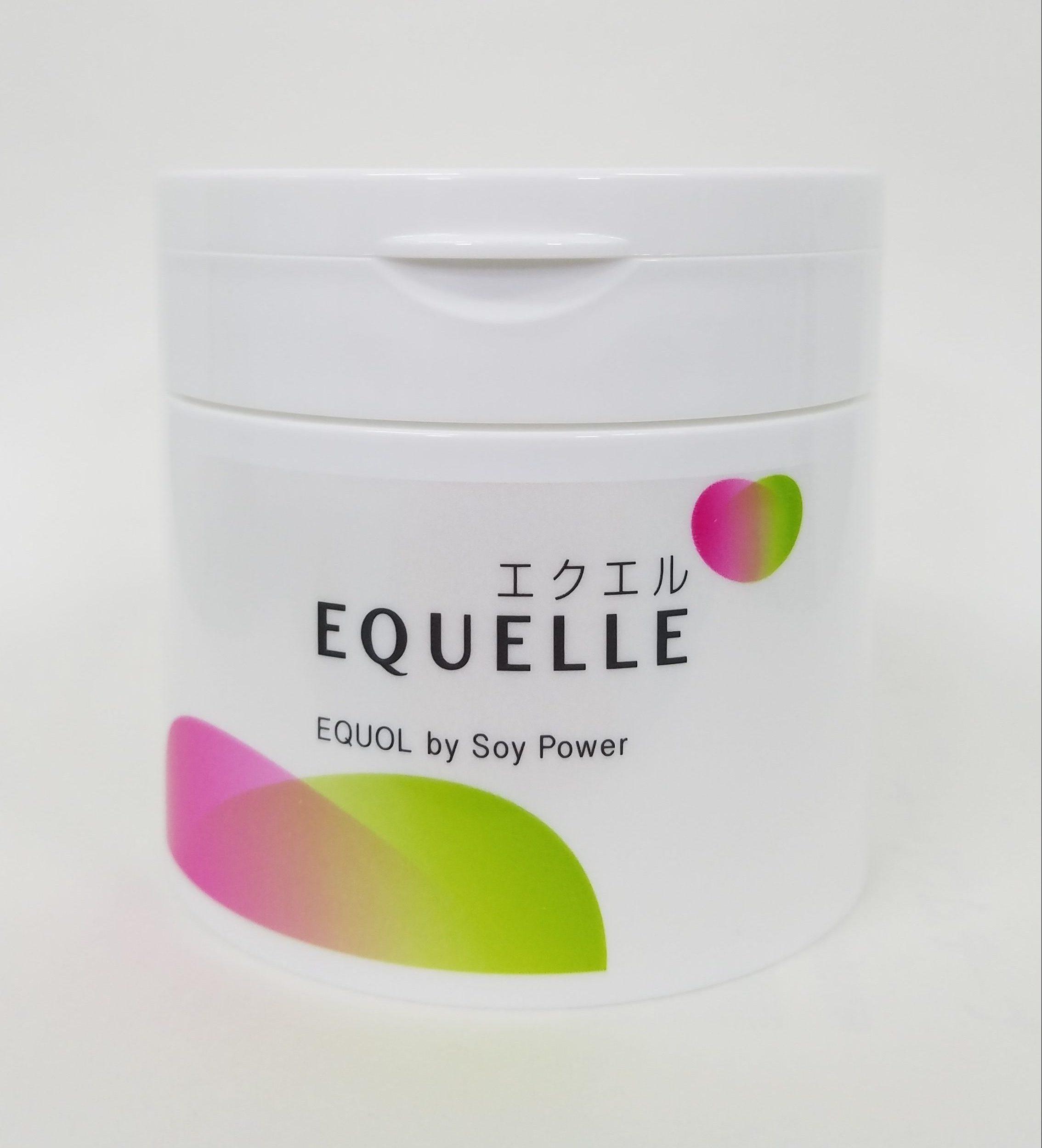 エクエル、大塚製薬、1日4粒、エクオール、大豆イソフラボン