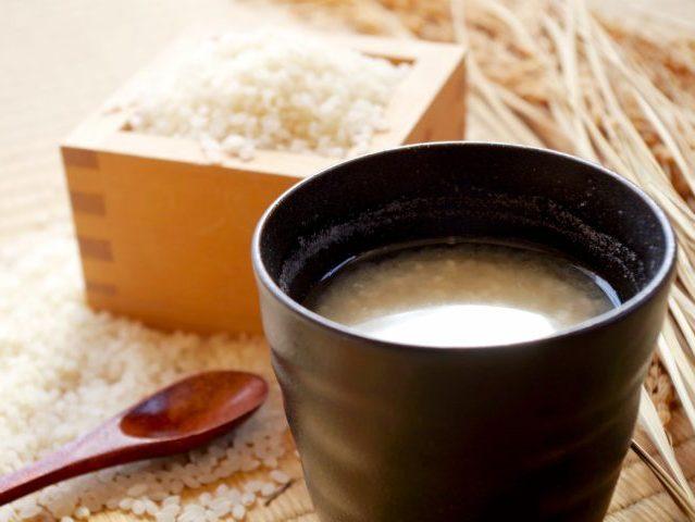 甘酒、米麹、甘酒作り