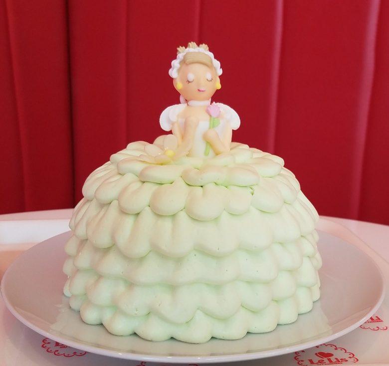 Le-Lis(ル・リス)、大府市、パティスリー、プリンセス氷、Lady Melon