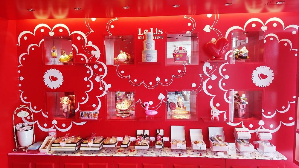 ル・リス、Le-Lis、大府市、人気のケーキ屋さん、スイーツのお店