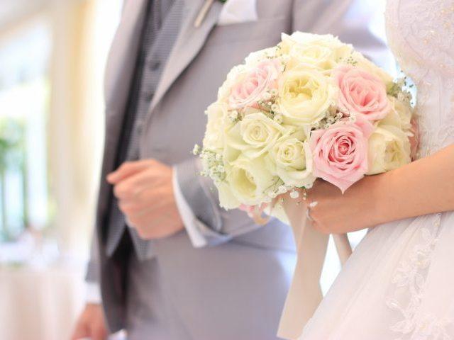 結婚式、二次会、新郎新婦、ジューンブライド