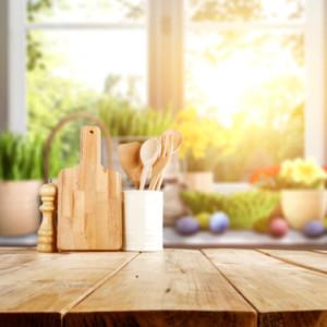 キッチン、料理、食事、健康食