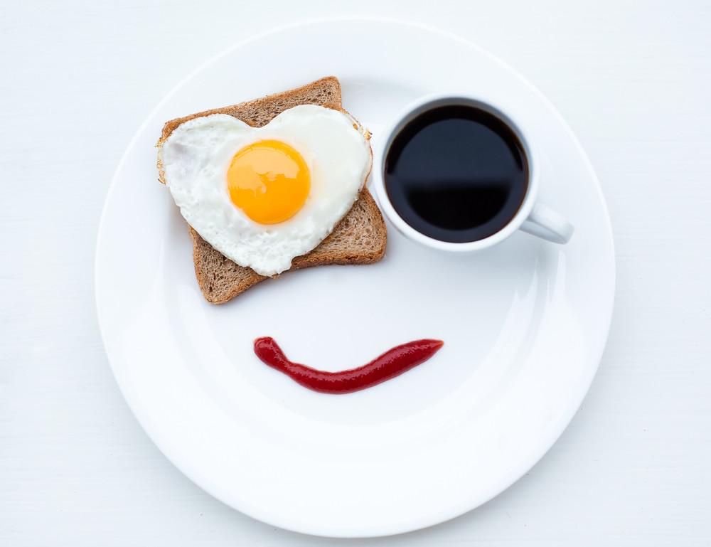 笑顔、プレート、おはよう、morning、モーニング、good morning