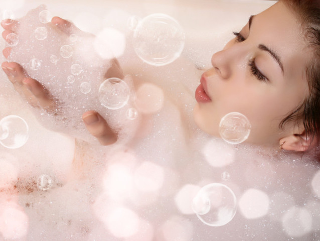 入浴、リラックスタイム、bath、bathing