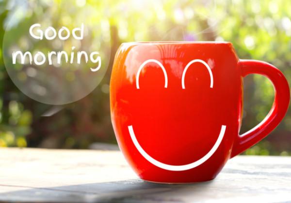 good morning、おはよう、挨拶