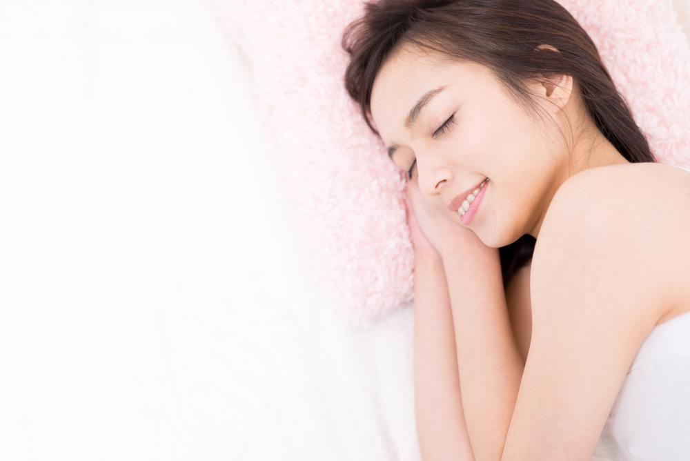 睡眠、快適な睡眠、ゴールデンタイム、美肌、老化防止、アンチエイジング