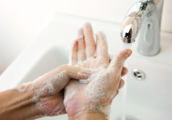 手洗い、風邪予防、インフルエンザ予防、予防