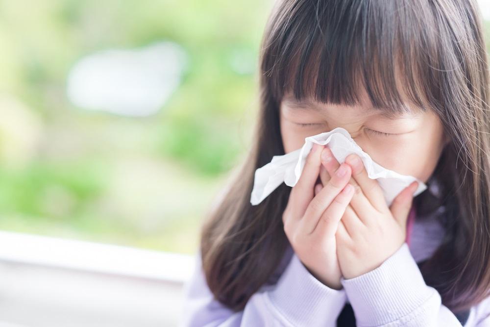 くしゃみ、インフルエンザ、インフルエンザ感染、インフルエンザ感染予防