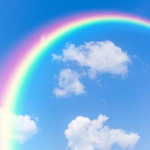 虹、レインボー