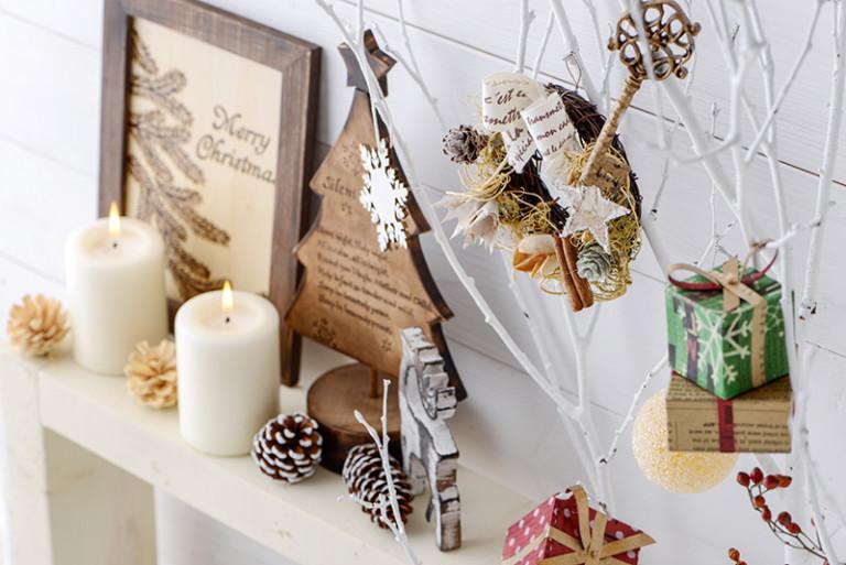 クリスマス、クリスマスデコレーション、インテリア、クリスマスインテリア、インスタグラム、Instagram、インスタ映え