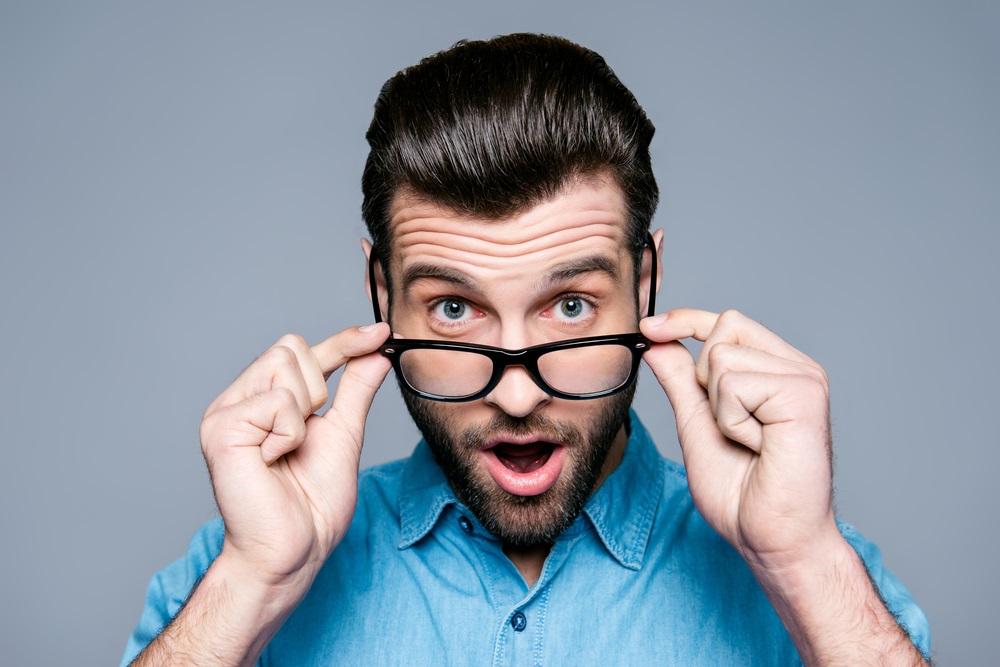 メガネ、眼鏡、目の乾燥、ドライアイ
