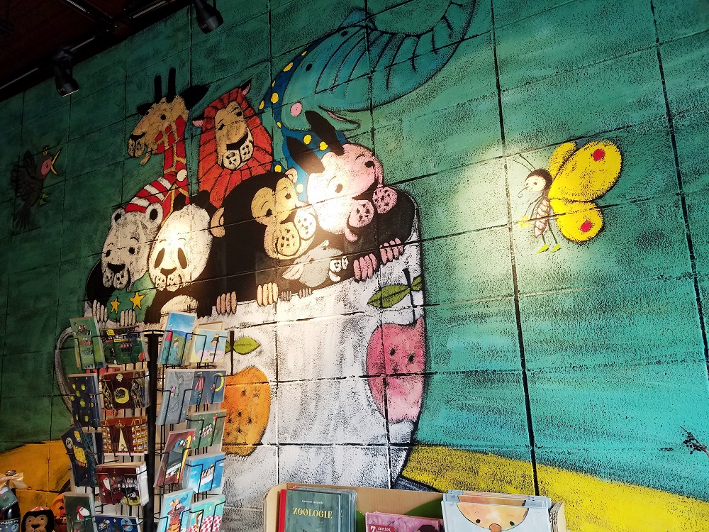 ズーロジックカフェ、ZOOLOGIQUE、谷口智則、絵本作家のカフェ、サルくん