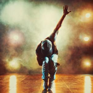 ダンス、元気、情熱、熱量