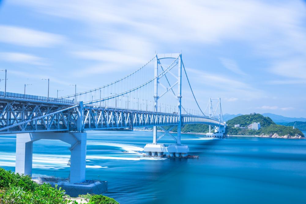 鳴門大橋、大塚製薬、大塚国際美術館、徳島県