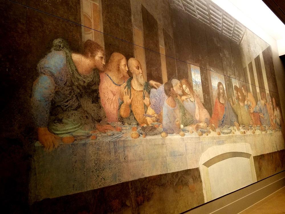 大塚製薬、大塚国際美術館、最後の晩餐、レオナルドダヴィンチ、米津玄師聖地
