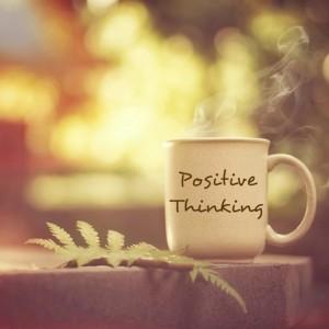 ポジティブ、前向き、POSITIVE THINKING、心掛け、コツ