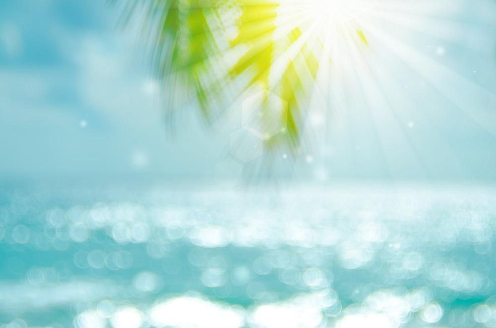 日焼け、陽射し、真夏、日焼け対策