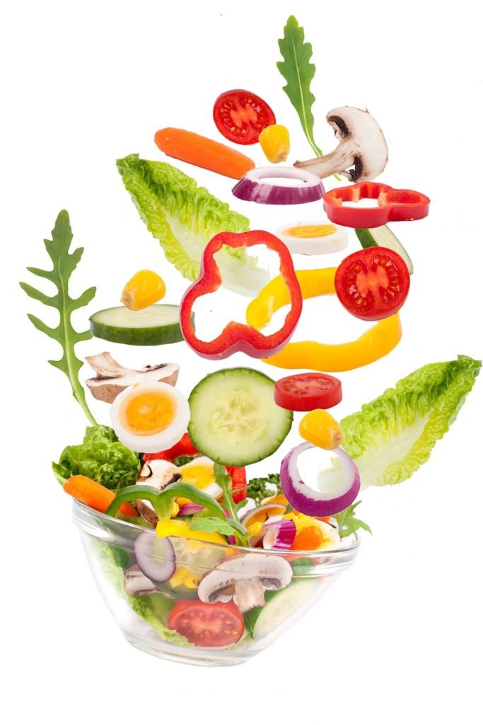 コンビニで野菜、野菜、ベジタブル