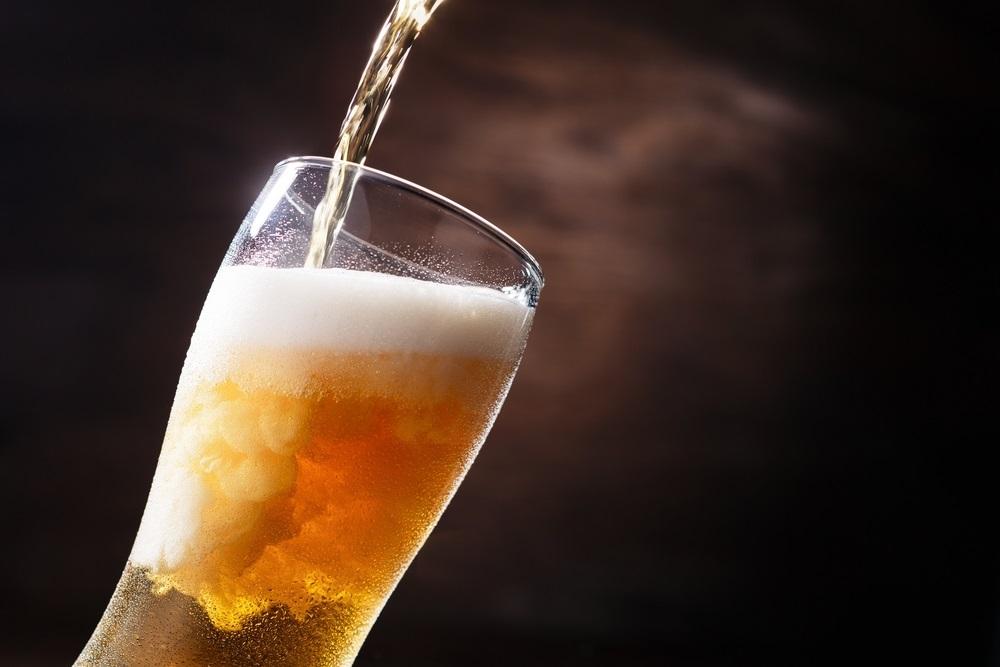 ビール、ビールにオロナミンC、生ビール、ビールのオロナミンCレシピ