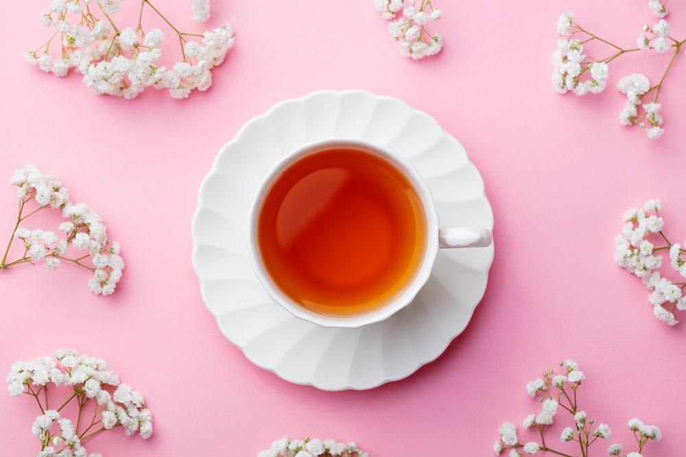 紅茶博士のテアフラビンのど飴、テアフラビン、紅茶ポリフェノール、紅茶、インフルエンザ予防