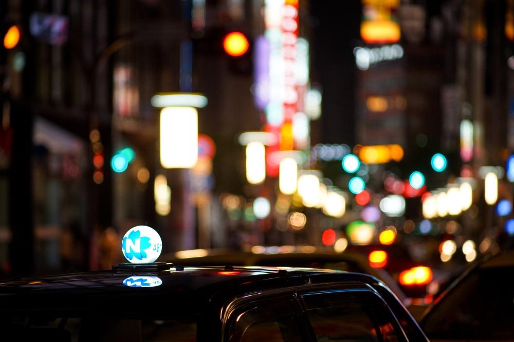 日本交通タクシー株式会社、日本交通、タクシー、タクシー会社のインフルエンザ予防