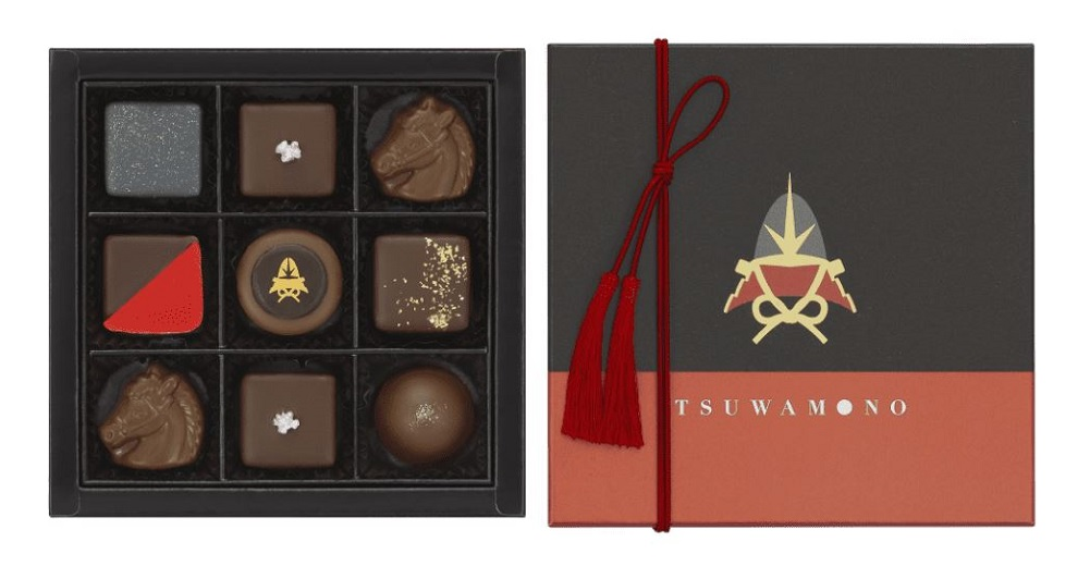 バレンタイン、メリーチョコレート、TSUWAMONO、つわもの