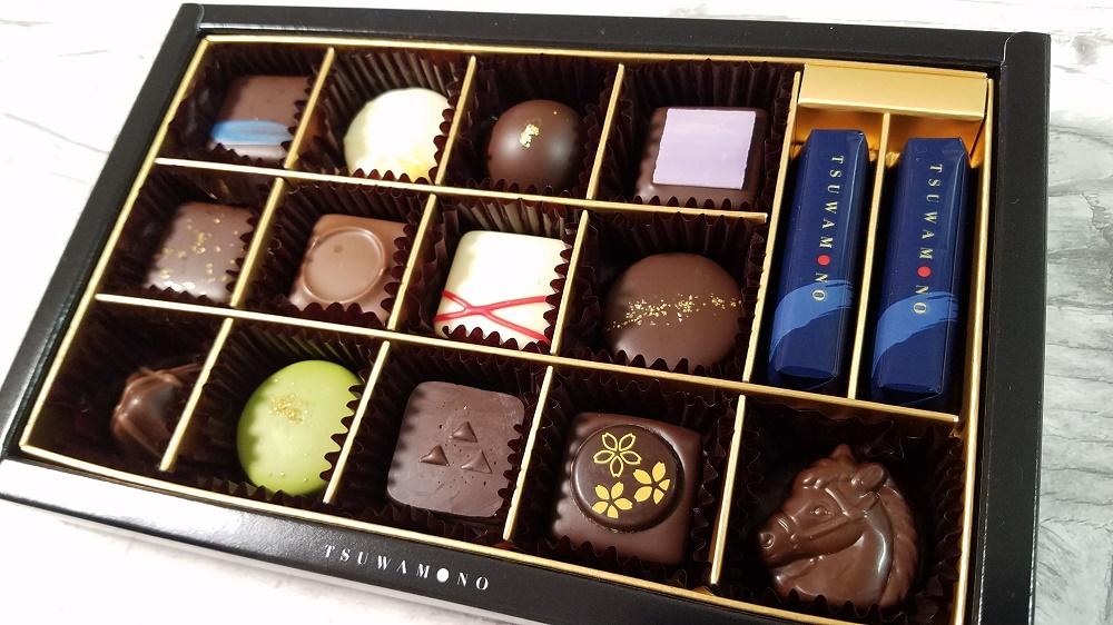 歴女、バレンタインチョコ、メリーチョコレート、TSUWAMONO、つわもの