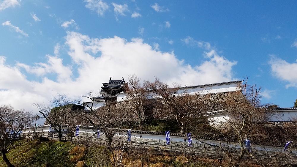 明智光秀ゆかりの地、初代城主明智光秀、京都福知山市、福知山市、福知山城